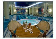 отель Radisson Blu Centrum Hotel Warsaw: Бассейн отеля