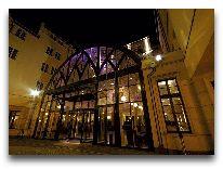 отель Radisson Blu Gdansk: Dход в отель