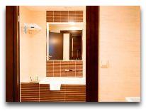 отель Radisson Blu Gdansk: Ванная комната в люксе