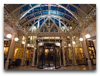 отель Radisson Blu Gdansk: Лобби отеля