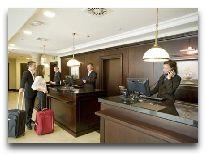 отель Radisson Blu Gdansk: Ресепшен