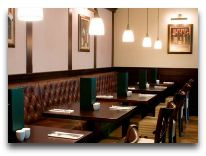 отель Radisson Blu Gdansk: Ресторан