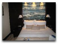 отель Radisson Blu Gdansk: Спальня в люксе