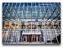 отель Radisson Blu Hotel Batumi: Вход в отель