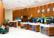 отель Radisson Blu: Reception