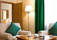 отель Radisson Blu: Апартаменты полулюкс