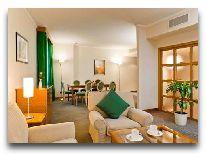 отель Radisson Blu: Апартаменты люкс