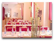 отель Radisson Blu: Ресторан