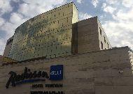 отель Radisson Blu Hotel Yerevan: Фасад отеля
