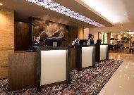 отель Radisson Blu Hotel Yerevan: Ресепшен