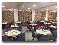 отель Radisson Blu Hotel Yerevan: Ресторан Larder