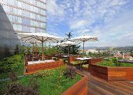 отель Radisson Blu Iveria Hotel: Летняя веранда