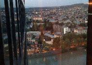 отель Radisson Blu Iveria Hotel: Вид из номеров