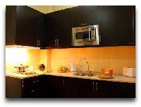 отель Radisson Blu Iveria Hotel: Кухонный уголок