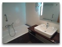 отель Radisson Blu Кaliningrad: Ванна стандартного номера