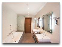 отель Radisson Blu Кaliningrad: Ванна номера Люкс