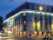 отель Radisson Blu Hotel Krakow: Здание отеля