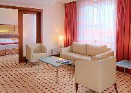 отель Radisson Blu Hotel Krakow: Номер Свит