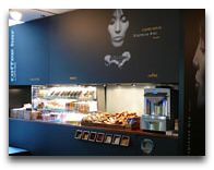 отель Radisson Blu Plaza: Кафе-бар