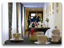 отель Radisson Blu Sobieski: Кофе-брейк