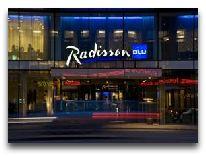 отель Radisson Bly Royal Viking: Вход в отель