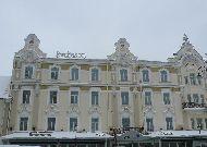 отель Radisson Blu Astoria: Фасад отеля