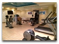 отель Radisson Blu Astoria: Фитнес центр