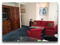 отель Radisson Blu Astoria: Номер Suite