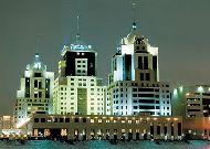 отель Radisson Sas Astana: Фасад отеля