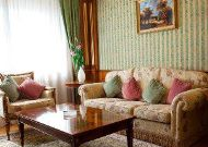 отель Radisson Sas Astana: Номер Президентский Luxe