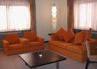 отель Radisson Sas Astana: Номер Junior Suite