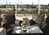 отель Radisson Blu Daugava: Лобби отеля