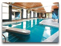 отель Radisson Blu Daugava: Бассейн