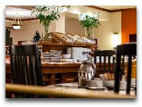 отель Radisson Blu Daugava: Завтрак