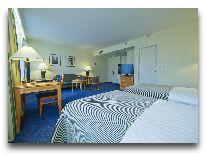 отель Radisson Blu Daugava: Номер standard Garden View