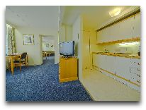 отель Radisson Blu Daugava: Apartament