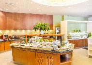 отель Radisson Blu Sky Hotel: Шведский стол буффет завтрак