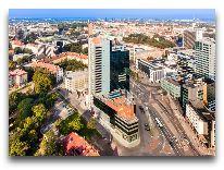 отель Radisson Blu Sky Hotel: Вид на отель