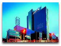 отель Radisson Blu Sky Hotel: Фасад отеля