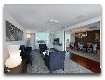 отель Radisson Blu Sky Hotel: Президентский номер