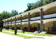 отель Радуга: Территория отеля