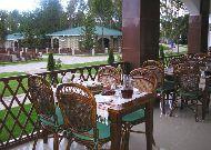 отель Радуга: Ресторан отеля