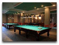 отель Радуга: Биллиард в отеле