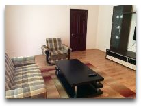 отель Радуга: 2-х комнатный 2-х местный Коттедж-Пальмира-Полулюкс