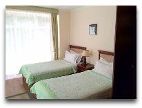 отель Радуга: 2-х комнатный 3-х местный Полулюкc в корпусе
