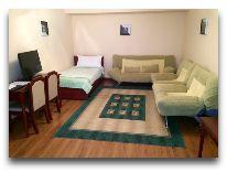 отель Радуга: 2-х комнатный 3-х местный Полулюкс в корпусе