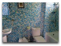отель Радуга: З-х комнатный 4-х местный Коттедж-Пальмира-Люкс