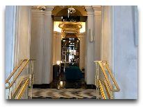 отель Raffles Europejski Warsaw: Вход в отель