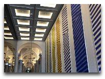 отель Raffles Europejski Warsaw: Холл отеля
