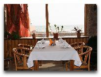 отель Рахат: Ресторан